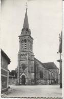 CPSM - VILLIERS EN LIEU - L'EGLISE - Edition Combier - Other Municipalities