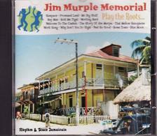 RHYTHM AND BLUES JAMAICAIN JIM MURPLE MEMORIAL PLAY THE ROOTS Etat: TTB Port 110 Gr Ou 30gr - World Music