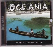 CD Watunama OCEANIA  Etat: TTB Port 110 Gr Ou 30gr - World Music