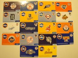 18 Remote Phonecards From Venezuela - Un1ca - Baseball Team - Venezuela