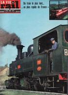 LA VIE DU RAIL N° 1150 1968 (TTB état) - Trains