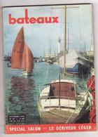 Revue Bateaux 1960 N° 29 (  Etat: TTB) - Trains