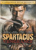 DVD Serie SPARTACUS VENGEANCE Saison 2 ( Port France 210 Gr ) - Etat: TTB - TV Shows & Series