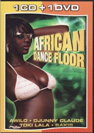 DVD + CD AFRICAN DANCE FLOOR (PORT POST 130 Gr) TTB état - Concert & Music