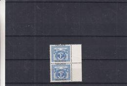 Ruanda Urundi - COB Taxe De 1959 ** - MNH - En Paire - Avec Surcharge Inversée - - Ruanda-Urundi