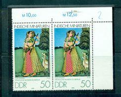 Indische Miniaturen, Nr. 2420  PF I Postfrisch ** Geprüft - DDR