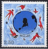 FRANCIA 1991 - BICENTENARIO DE LA MUERTE DE MOZART - YVERT Nº 2695** - Neufs