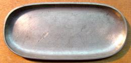 VIDE POCHE ? / ETAINS DE LA FONTAINE PARIS TITRE 90 EUROPE ETAIN 701 - Tins