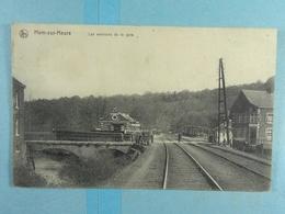 Ham-sur-Heure Les Environs De La Gare - Ham-sur-Heure-Nalinnes