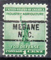 USA Precancel Vorausentwertung Preo, Locals North Carolina, Mebane 729 - Vereinigte Staaten
