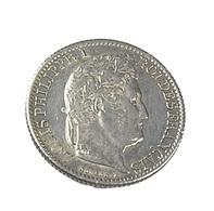 1/2 Franc - Louis Philippe - France - 1835 A - Paris - Tête Laurée - Argent - Sup - - France