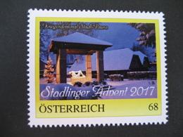 Pers.BM 8125135** Stadl Paura Kriegerdenkmal, Erstausgabe 02.12.17 - Österreich