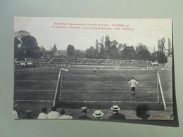 NORD EXPOSITION INTERNATIONALE DU NORD DE LA FRANCE ROUBAIX 1911 LE FOOT BALL AU STADIUM TOURNOI EUROPÉEN NORD ANGLETERR - Roubaix