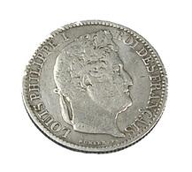 50 Centimes - Louis Philippe - France - 1847A - Paris - Tête Laurée - Argent - TTB+ - 2,45 Gr. - - G. 50 Centimes