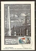 1968 Italia Lugo Di Romagna FRANCESCO BARACCA Cartolina N°721 Piazza Baracca Con 2 L.25 Baracca, Annullo Commem. - Monumenti