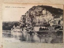 24 - CPA SARLAT - Vue De La Roque-Gageac (Chéry) - Sarlat La Caneda