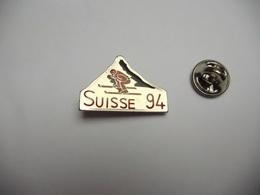 Beau Pin's , Ski Suisse 94 - Wintersport