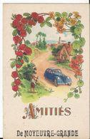 CPA - Amitiés De Moyeuvre Grande - Fantaisie - Autres Communes
