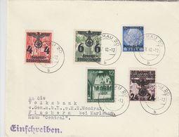 General Gouvernement Lettre De Krakau 1940 - General Government