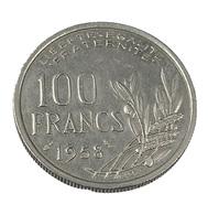 100 Francs - Cochet - France - 1958 Chouette -  TTB+ - - France