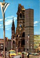 ALLEMAGNE. Carte Postale Neuve. Église Du Souvenir De Berlin. - Deutschland