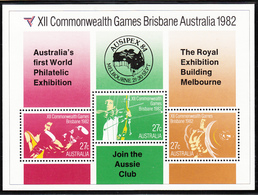 Australia - XX - Michel Bl 6 - Cote 1.50 - Ausipex 84 - Blocks & Sheetlets