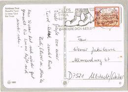 27201. Postal TELFS (Austria) Tirol 1986. Imagenes Varias TIROL - 1945-.... 2ª República