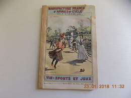 Manufrance 1903 - Other Collections