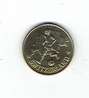 Football Médaille World Cup 1994 Switzerland Suisse - Tokens & Medals