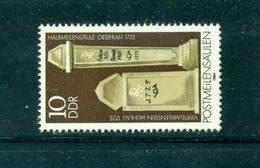 Postmeistersäulen Nr. 2853 PF I Postfrisch ** Geprüft - DDR