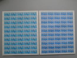 1969 Islande  Yv PA 32/3 X 50 ** Avion Airplane  Scott 410/1  Michel 432/3  Facit 469/70 - Collections, Lots & Séries