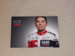 Oliver Zaugg - IAM Cycling - 2016 - Cycling