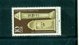 Postmeistersäulen Nr. 2853 PF II Postfrisch ** Geprüft - DDR