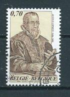 2006 Belgium J.Lipsius Used/gebruikt/oblitere - België