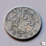China - Hupeh Province - 10 Cents - (1895-1905) - China