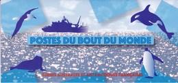 TAAF : Postes Du Bout Du Monde: Y&T : BF  ** - Blocchi & Foglietti