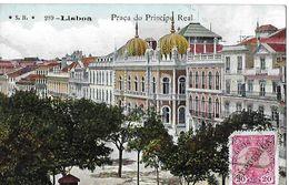 CPA LISBONNE (Portugal).  Praça Do Principe Real...E899 - Lisboa