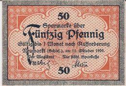 Deutschland Notgeld 50 Pfennig /49M/ - Lokale Ausgaben