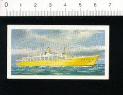 Modern Ocean Liner P&O-Orient Oriana Ship Boat / Paquebot Bateau  / IM 88/3 - Tea & Coffee Manufacturers