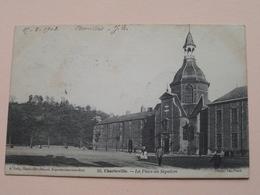 La Place Au Sépulere ( 50 - A. Gelly ) Anno 1903 ( Voir Photo Svp ) ! - Charleville