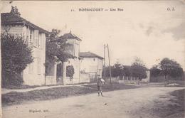 Hoéricourt,une Rue - Otros Municipios
