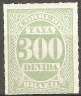 Brésil - 1890 - YT Taxe 14 Neuf Sans Charnière - MNH - Ungebraucht