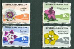 Rep. Dominicana   1979 Yv & T. 836**, PA 340-42**, MNH - Dominicaine (République)