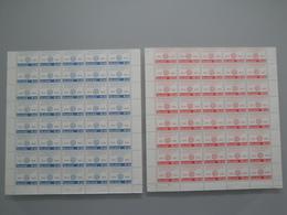 1966 Islande  Yv  361/2 X 40 **  Sté De Littérature   Scott 386/7  Michel 406/7  Facit 443/4 - Islande