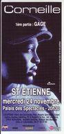 - Flyer - Corneille - Palais Des Spectacles De St Etienne - - Musique & Instruments