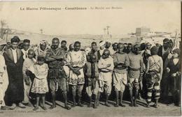 MAROC CASABLANCA MARCHE AUX BESTIAUX - Casablanca