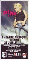 - Flyer - Pink - Théatre Antique De Vienne - - Music & Instruments