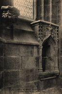 ABBAYE DU MONT SAINT MICHEL -50- CREDENCE DANS L'EGLISE - Le Mont Saint Michel