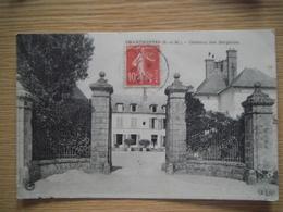 Chartrettes Le Château Des Bergeries 1908 - Autres Communes