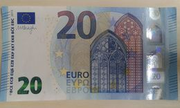 20 Euros - U001A1 - Charge 00 - B#71 - EURO